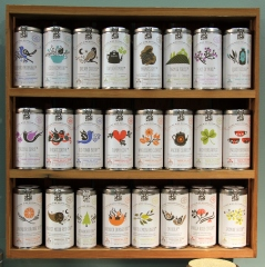 Flying Bird Botanicals tea offering